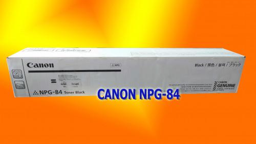 หมึกเครื่องถ่ายเอกสารแท้ canon NPG84 IR2625 IR2630 IR2635