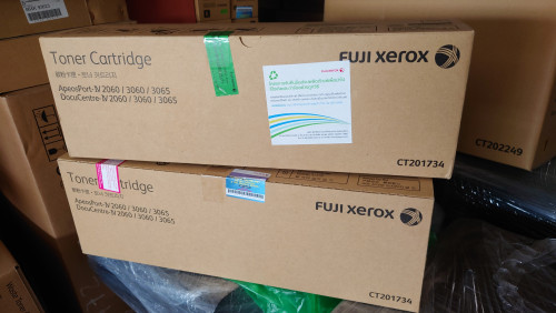 หมึกแท้เครื่องถ่ายเอกสาร FUJI XEROX IV2060 IV3060 IV3065