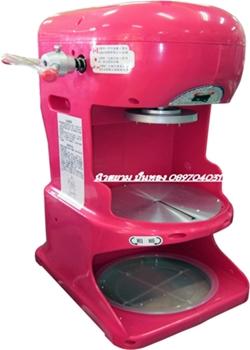 เครื่องทำน้ำแข็งปุยนุ่นรุ่น(บิงชู)ใหม่ยี่ห้อนาโนเทค HD-01รุ่นทำแฟรนชายยอดนิยมสีชมพู ฟูสวย น่ากิน