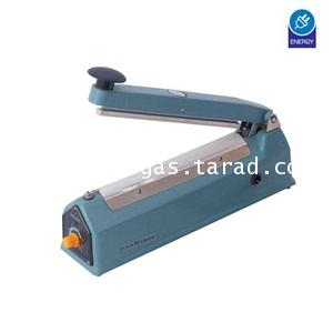 เครื่องซีลปากถุงไฟฟ้า ขนาด 8 นิ้วใช้งานง่ายเหมาะสำหรับแพ็คอาหารขายเช่น คุ๊กกี้ ขนมปัง
