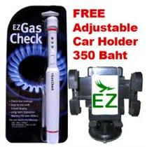 GAS CHECK : เครื่องตรวจจับแก๊สรั่วแบบพกพา (LPG  NGV) ไม่มีของแถมนะครับมีเฉพาตัวสินค้า