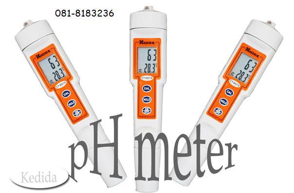เครื่องวัดกรด ด่าง pH meter