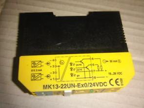 TURCK MK13-22UN-EX0 MULTI MODUL  24vdc