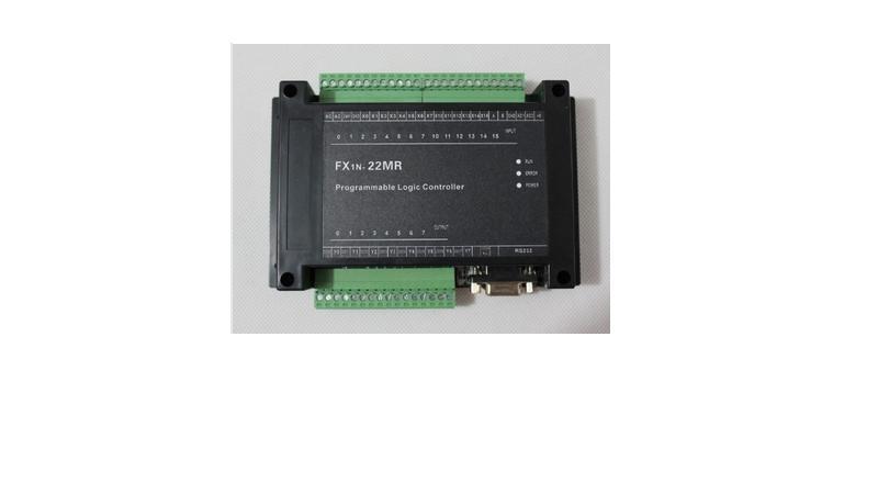 MITSUBISHI plc controller fx1n 22mr 20mr 220v analog