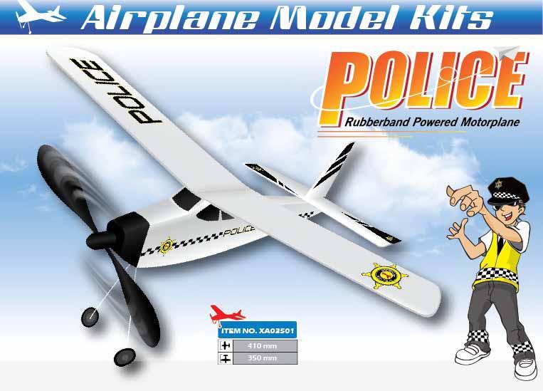 RP-005 POLICE 3D RP GLIDER