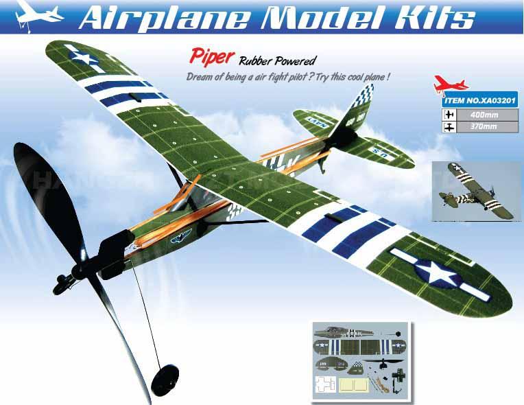 RP-009 AVIATOR RP J3 Piper