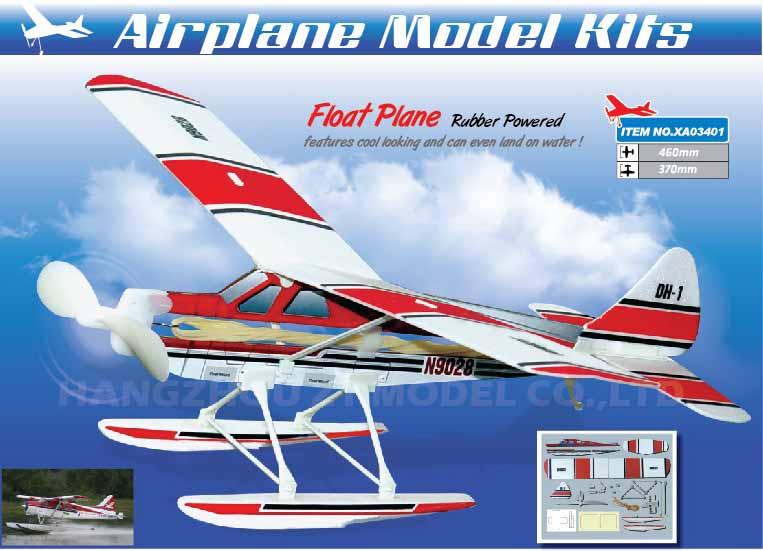 RP-012 AVIATOR RP FLOATPLANE