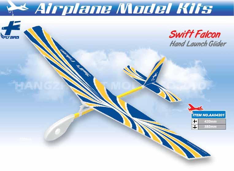 HF-021 SWIFT FALCON HAND GLIDER