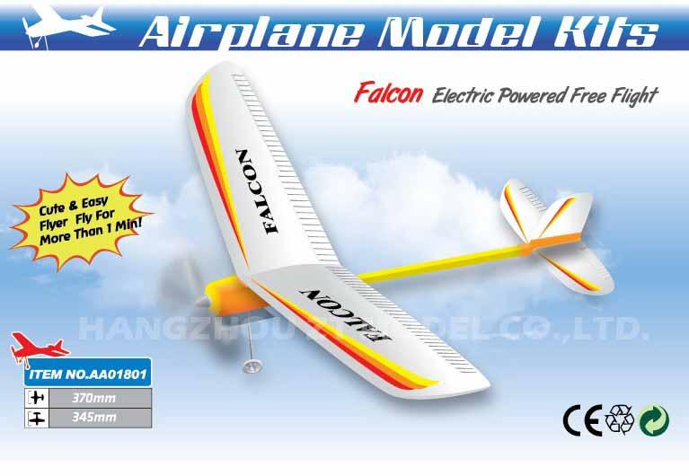 EP-042 FREE FLIGHT LITTLE FALCON