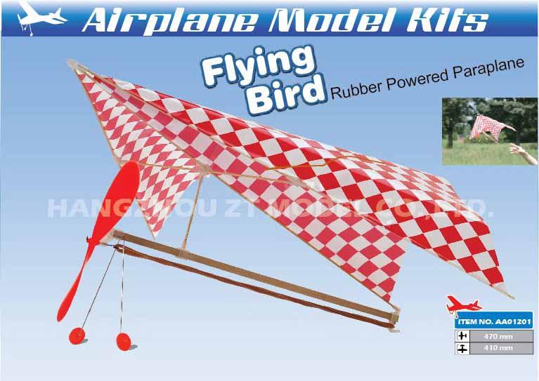 RP-043 PARAPLANE FLYING BIRD