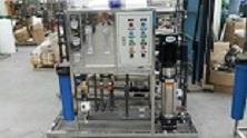 เครื่องผลิตน้ำอาร์โอ ขนาด 24000 ลิตรต่อวัน
