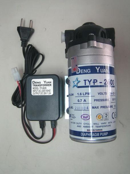 ปั๊มอัดเมมเบรน Deng Yuan 2600  29 VDC