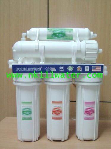 เครื่องกรองน้ำ Double Pure Hollow Fiber ( ไส้ UF )