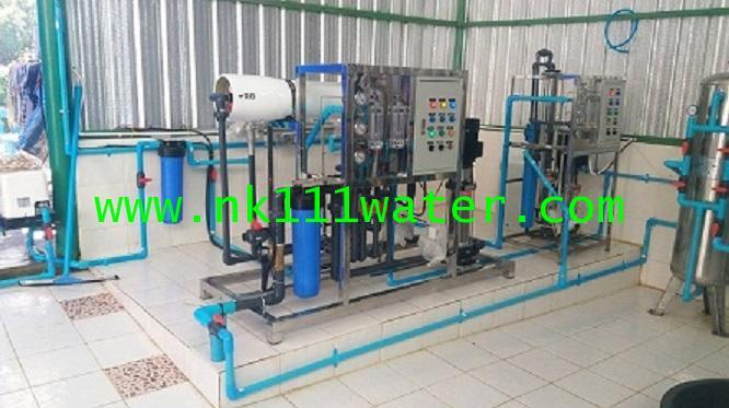 ชุดติดตั้งโรงผลิตน้ำดื่มอาร์โอ RO. 24000 ลิตรต่อวัน (ติดตั้งทั้งระบบ)