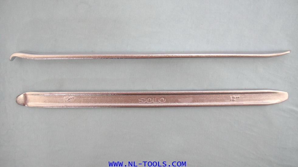 เหล็กงัดยาง,เหล็กงัดยาง SOLO,โซโล 12 นิ้ว(JKV) (เครื่องมือซ่อมรถมอเตอร์ไซค์)(เครื่องมือช่าง)(JKV)