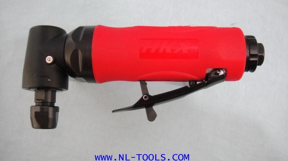 เจียรลม,เจียรนัยลม คอ90 องศา HKX จับแกน 6 mm.(JOW)(ไต้หวัน)(เครื่องมือช่าง)