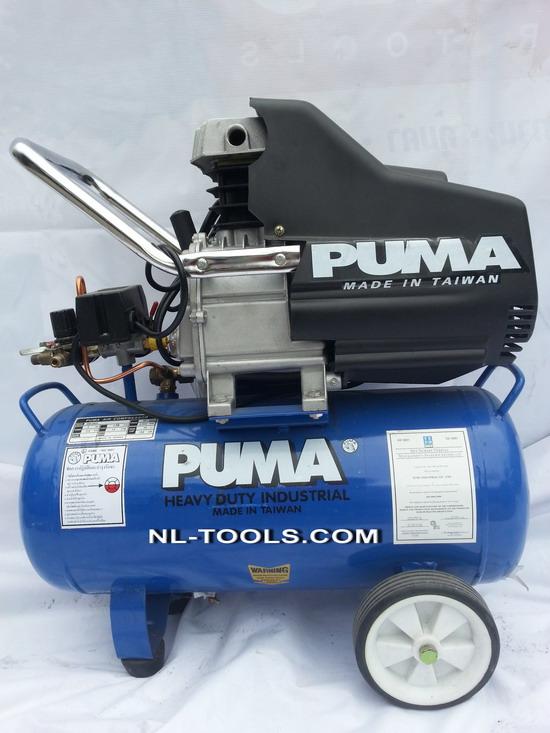 ปั้มลมโรตารี่ PUMA รุ่น XM-2525 ไต้หวัน(TVW)(เครื่องมือช่าง)