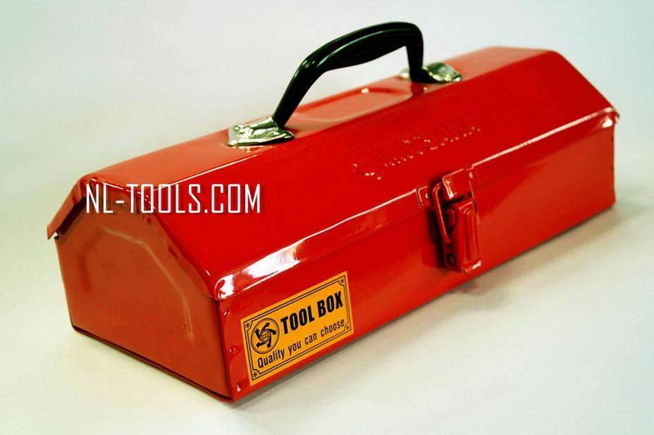 กล่องใส่เครื่องมือเหล็ก 1 ชั้น MITSANA (เครื่องมือช่าง)