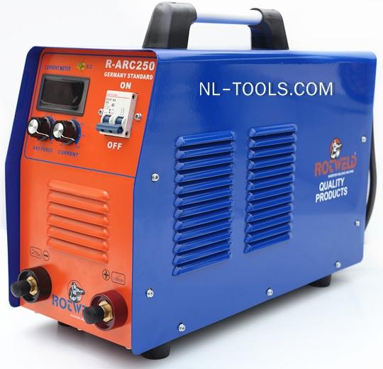 ตู้เชื่อม ยี่ห้อ ROTWELD  รุ่น  R-ARC250 (เครื่องมือช่าง)(IINV)
