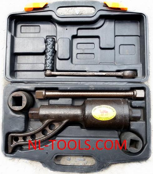 บล็อคทดแรง,ชุดบล็อคถอดน็อตสำหรับรถสิบล้อระบบทดรอบ ตัวเล็ก (เครื่องมือช่าง)(JOW)