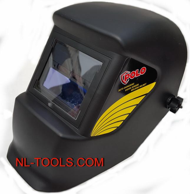 หน้ากากเชื่อมตัดแสงอัตโนมัติ POLO (เครื่องมือช่าง)(MW)