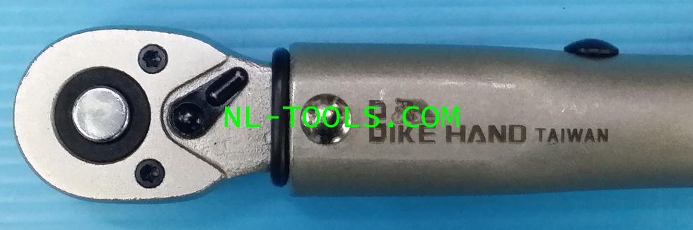 ประแจปอนด์,ประแจปอนด์ BIKE HAND,1/4 นิ้วหรือ2 หุน 2-24 NM (เครื่องมือช่าง)(J,MW) 2