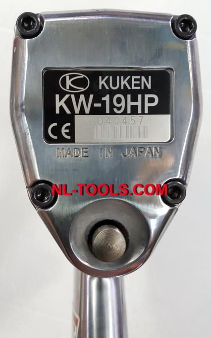 บล็อกลม KUKENรุ่น KW-19HP 4 หุน ญี่ปุ่น (บล็อกลม)(เครื่องมือช่าง)(OIW)(OOW) 1