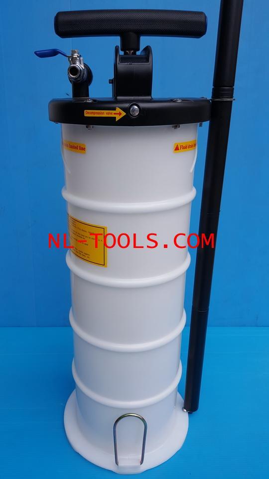 ถังถ่ายน้ำมันเกียรใช้ลม HOBAYASHI HB-2065ไต้หวัน(KTW)(เครื่องมือช่าง)