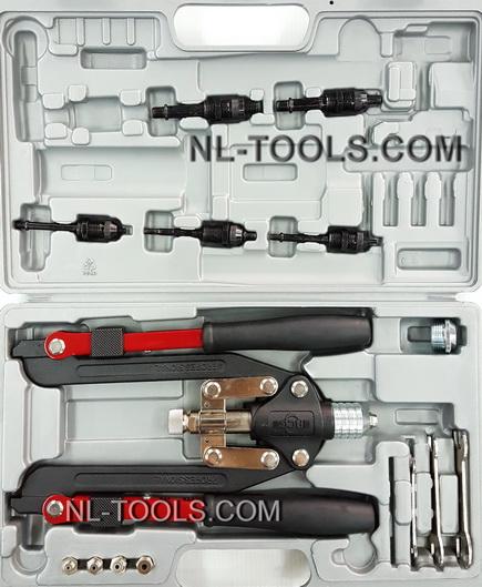 ย้ำรีเวทและรีเวทน็อต NCG H3 (ไต้หวัน)(เครื่องมือช่าง)(KJOV) 6