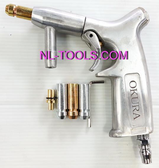 ปืนพ่นทราย okura PS-4 (ปืนพ่นทราย)(เครื่องมือช่าง)(OIV) 1