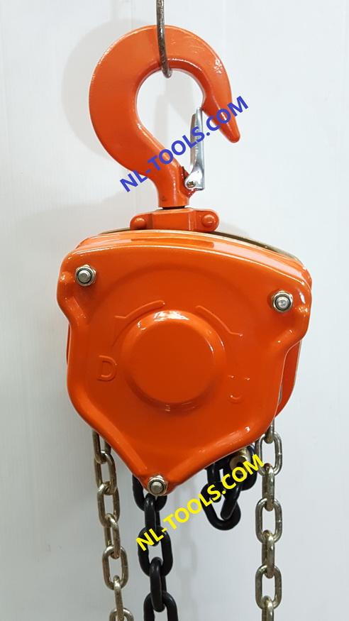 รอกโซ่สาว TOYO , 1.5 TON โซ่ยก ยาว 3 เมตร(รอกโซ่)(เครื่องมือช่าง)(KVMV) 3