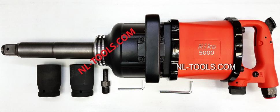 บ็อคลม 1 นิ้ว NIKO รุ่น 5000 (บล็อคลม)(เครื่องมือช่าง)(DIW)