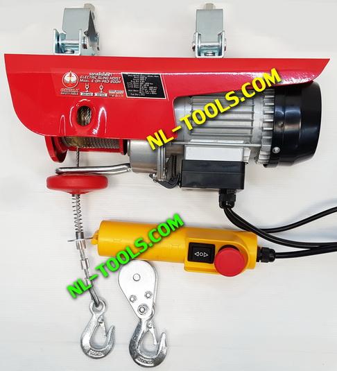 รอกสลิงไฟฟ้า OKURA รุ่น E-OK-PA3-2OOH  (เครื่องมือช่าง)(KDW)