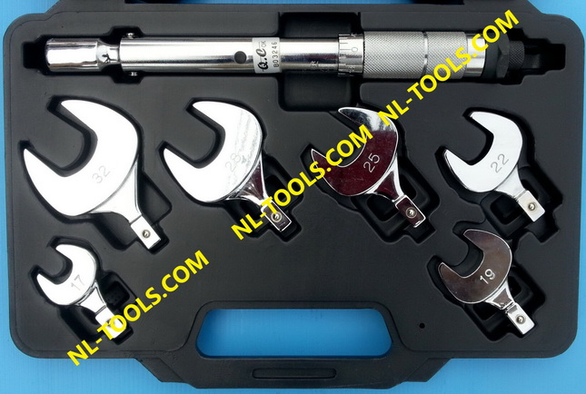 ประแจปอนด์,ประแจปอนด์ปากตาย 10-75 Nm (JMW)(เครื่องมือช่าง)