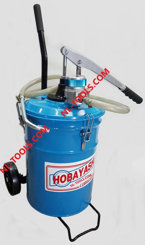 ถังเติมน้ำมันเกียร์มือโยก มีเกจ์วัด ยี่ห้อ HOBAYASHI รุ่น MO-70A(ไต้หวัน) (เครื่องมือช่าง)(MIW)