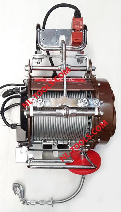 รอกสลิงไฟฟ้าแบบแขวน OKURA รุ่น OWE-8OO  (เครื่องมือช่าง)(PIMV)