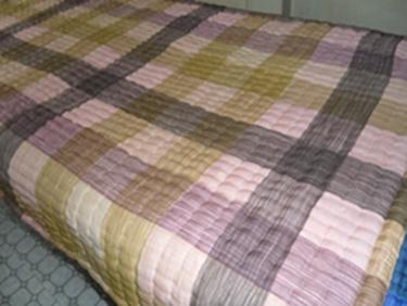 ผ้าห่มนวมโบราณหรือผ้าปูนอนผ้าฝ้าย