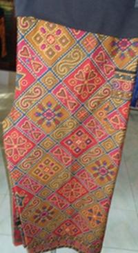กางเกงสะดอผ้าฝ้ายขายาวลายต่าง ๆ(กางเกงเล)