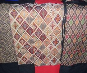 ผ้าถุงผ้าโซฟา