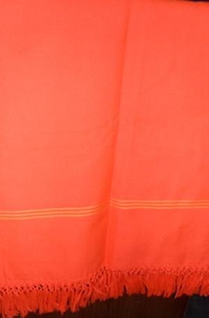 ผ้าคลุมไหล่ผ้าฝ้ายทอมือลายไทย