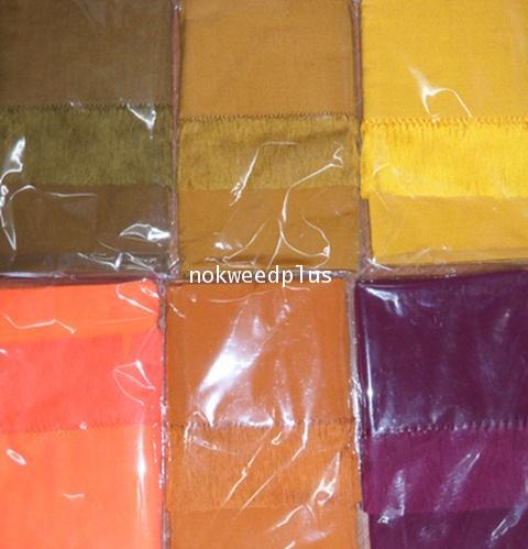 ผ้าคลุมไหล่ผ้าสีพื้นผ้าฝ้าย