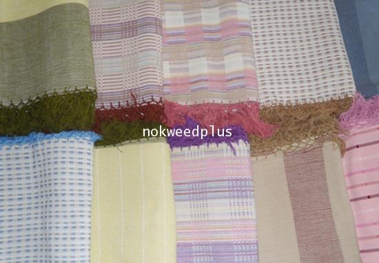 ผ้าคลุมเตียงผ้าฝ้ายทอมือขนาด 6 ฟุต(คลุมเตียง 5 ฟุต)