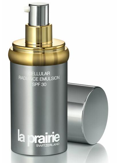 Pre-order : -35 La Prairie CELLULAR RADIANCE EMULSION SPF30 50ml.