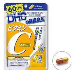 Pre-order : DHC Vitamin C **60 วัน** (120 เม็ด)