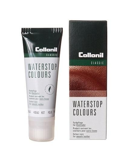 *ราคาพิเศษ ส่งได้เลย* Collonil Water Stop Cream 75ml. (Colorless)