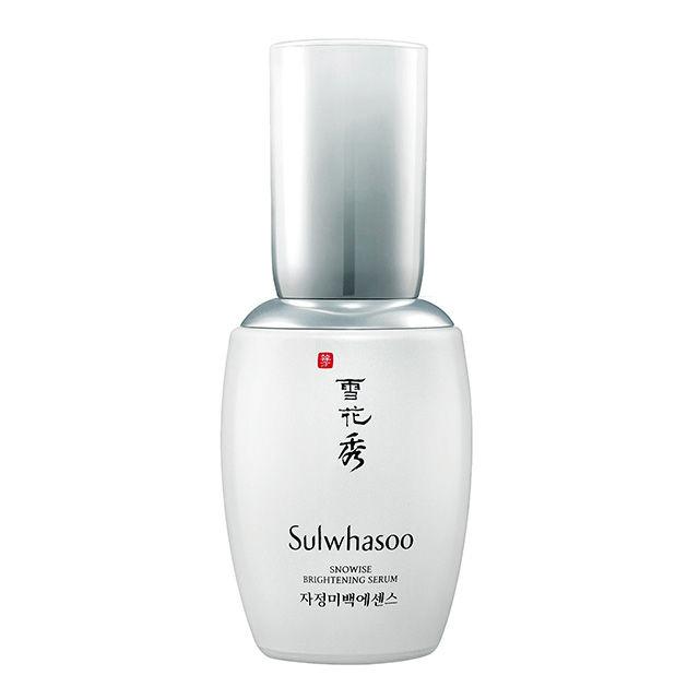 Pre-order ลด 40 เปอร์ : SULWHASOO Snowise Brightening Serum 50ml.