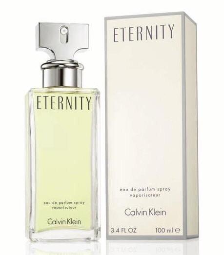*Pre-order..ราคาพิเศษ* Calvin Klein CK Eternity for Women 100ml. EDP กล่องซีล