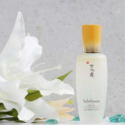 Pre-order ลด 40 เปอร์ : SULWHASOO First Care Activating Serum Mist 50ml.