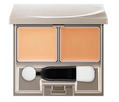 Pre-order : -25 Lunasol Seamless Concealing Compact