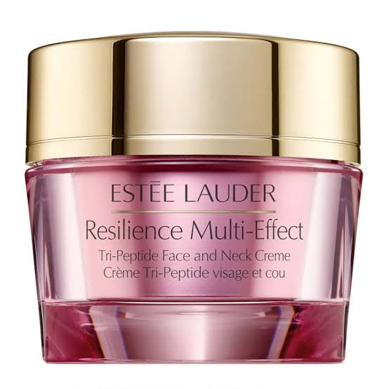 Pre-order : Estee Lauder Resilience Multi-Effect Night Tri-Peptide Face and Neck Creme 50ml.
